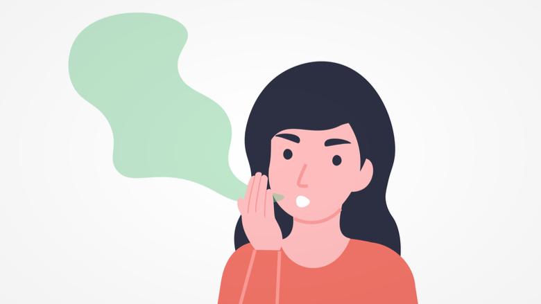 Istraživanje povezuje parodontitis i halitozu-zadah iz usta