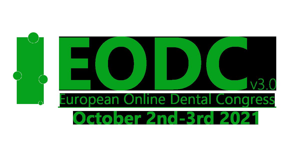 EODC v3.0 – Evropski onlajn dentalni kongres 2021